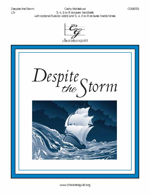 Despite the Storm (3, 4, 5 or 6 octaves)