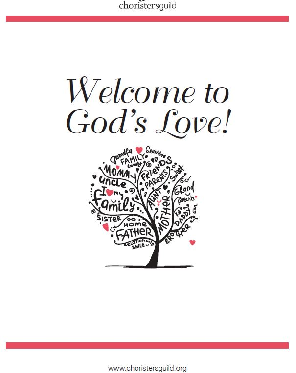 Welcome to God's Love! - Audio Download