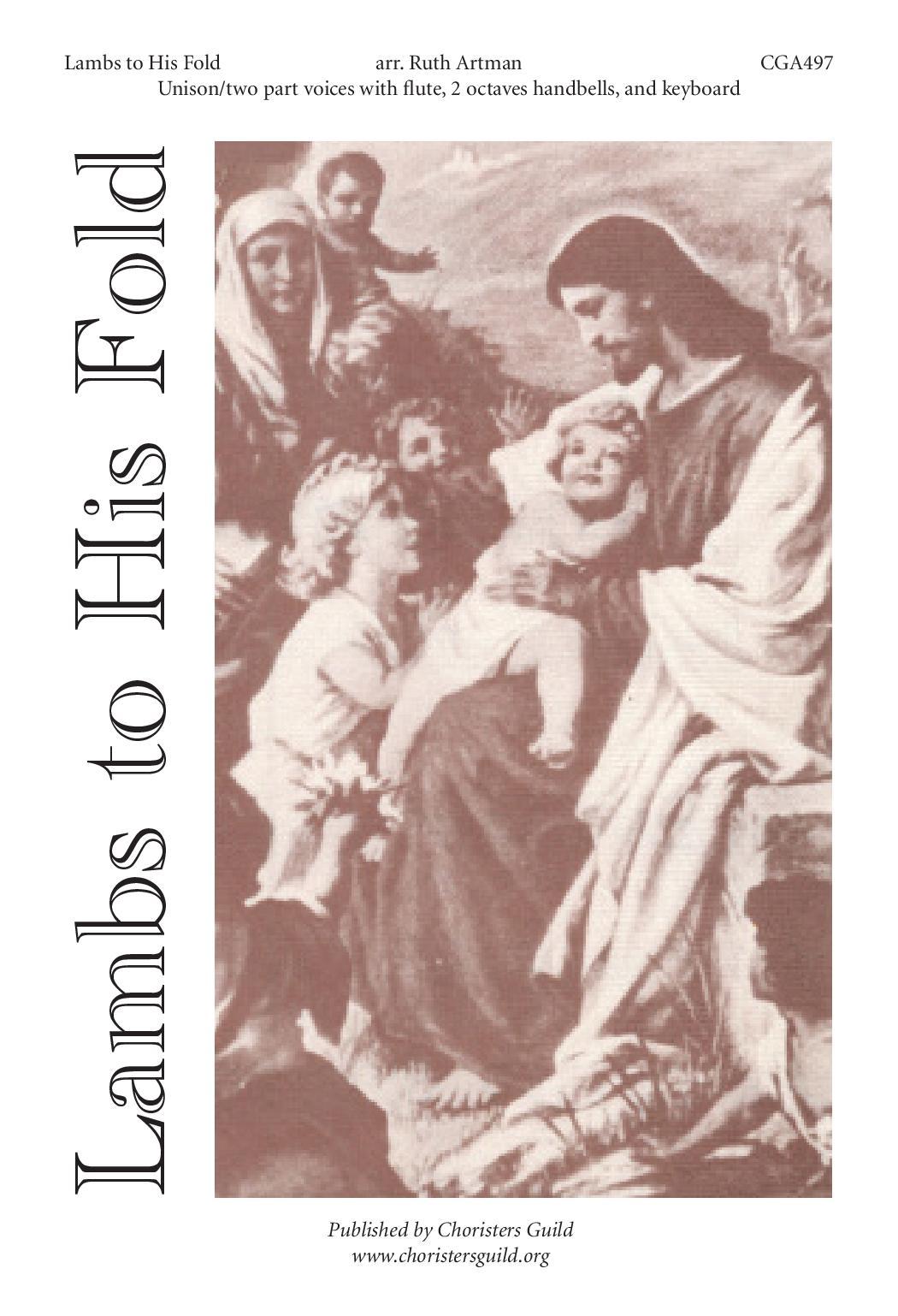 Lambs to His Fold