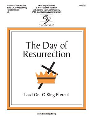 The Day of Resurrection - Handbell Score