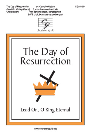 The Day of Resurrection - Choral Score