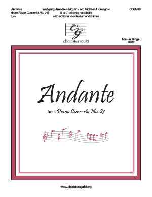 Andante (from Piano Concerto No. 21)