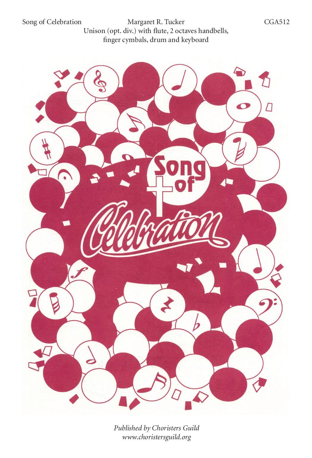 Song of Celebration Unison