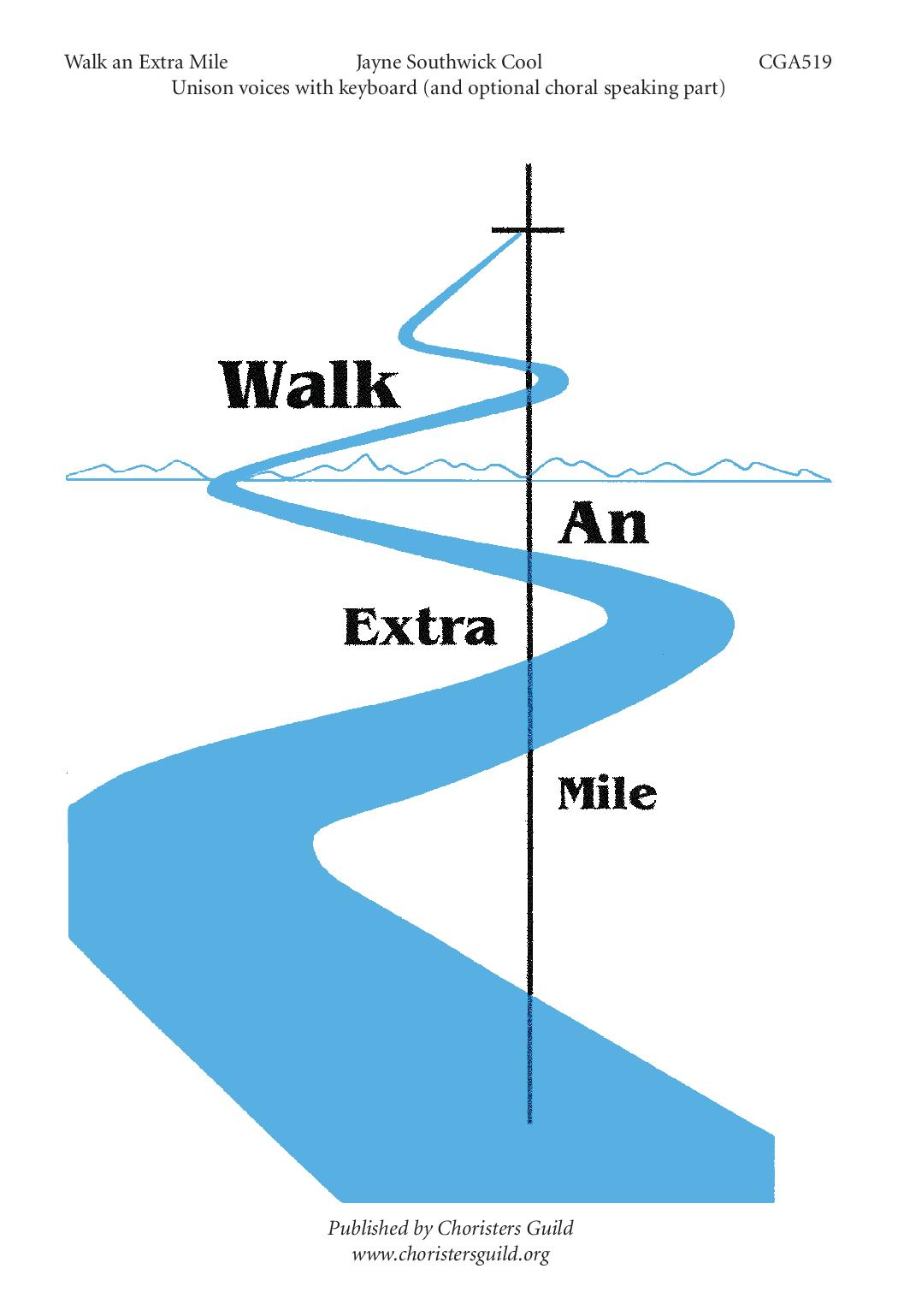 Walk an Extra Mile