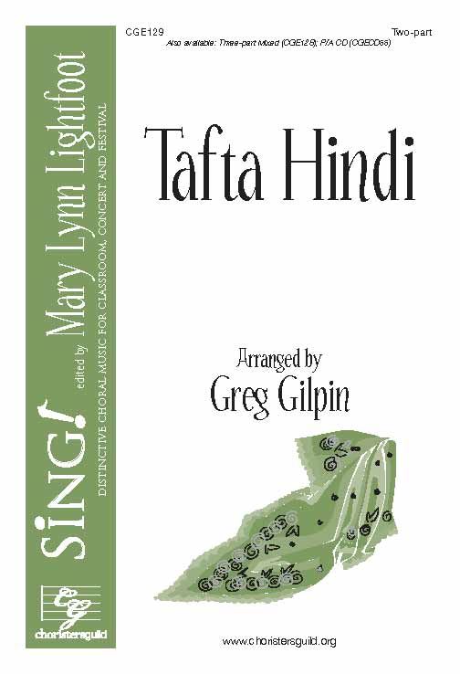 Tafta Hindi (Two-part)