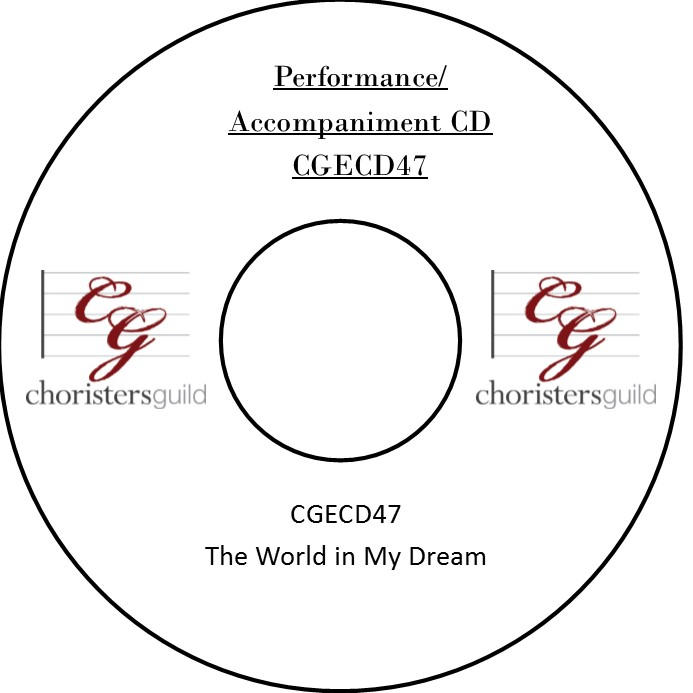 The World in My Dream (Performance/Accompaniment CD)