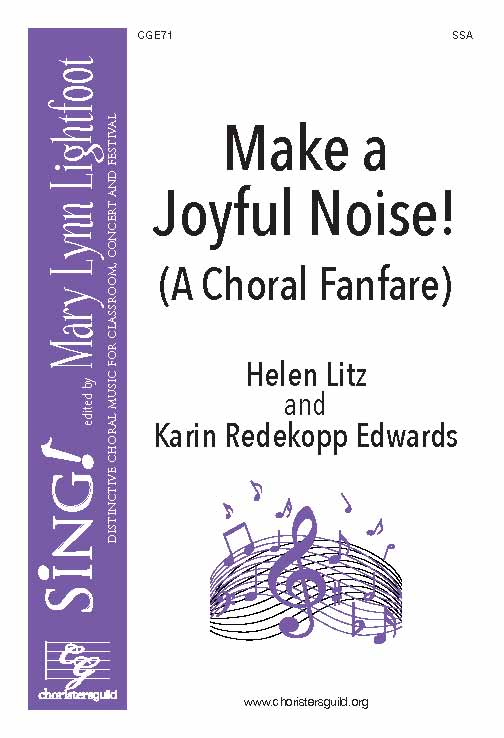 Make a Joyful Noise (A Choral Fanfare)