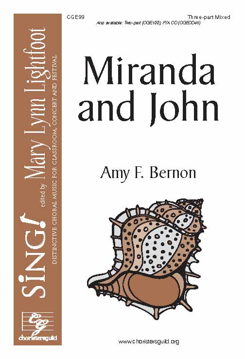 Miranda and John (Three-part Mixed)