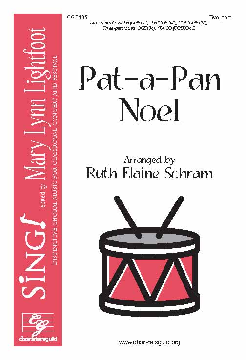 Pat-a-Pan Noel (Two-part)