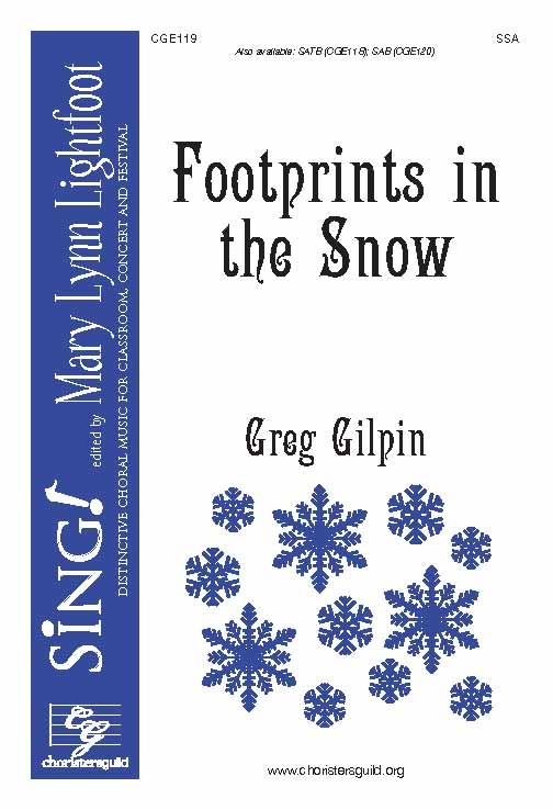 Footprints in the Snow (SSA)