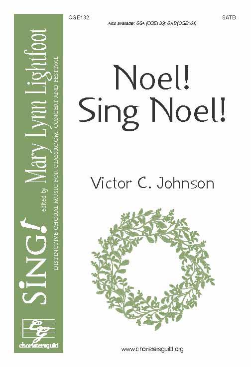 Noel! Sing Noel! (SATB)