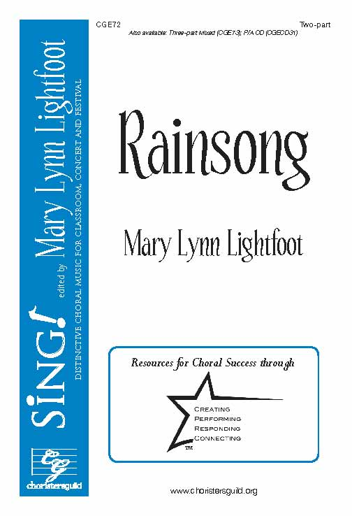 Rainsong (Two-part)