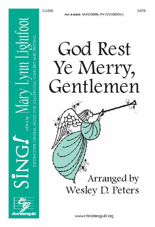 God Rest Ye Merry, Gentlemen (SATB)