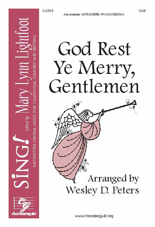 God Rest Ye Merry, Gentlemen (SAB)