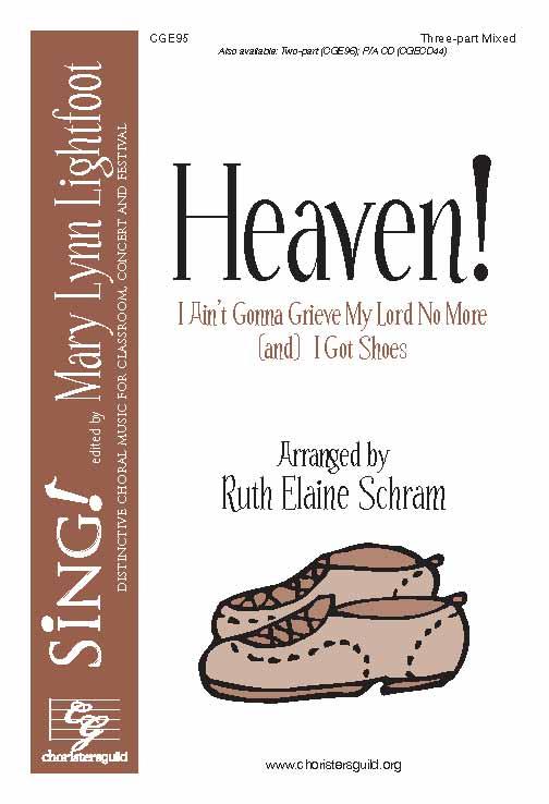 Heaven! (Three-part Mixed)