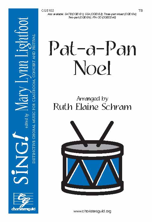 Pat-a-Pan Noel (TB)