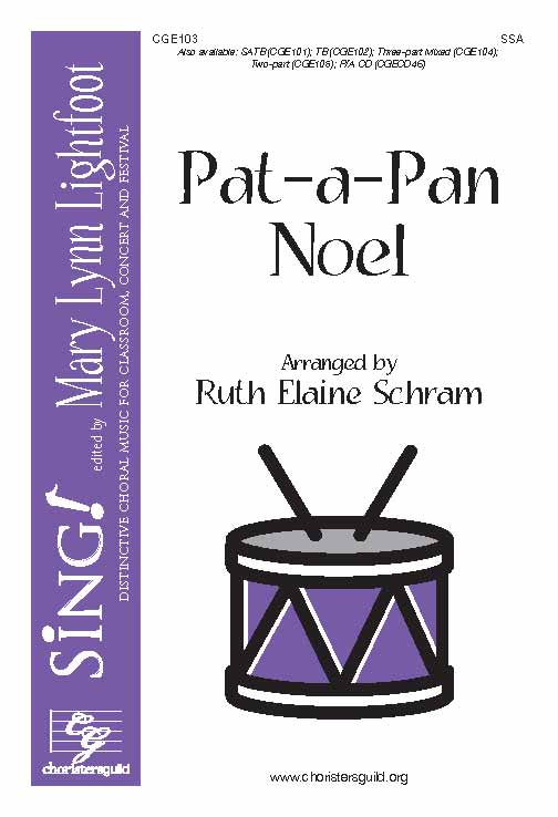 Pat-a-Pan Noel (SSA)
