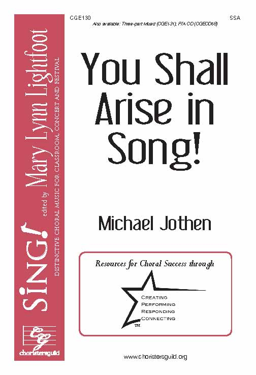 You Shall Arise in Song! (SSA)