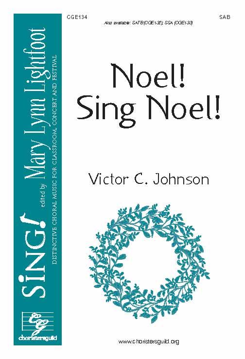 Noel! Sing Noel! (SAB)