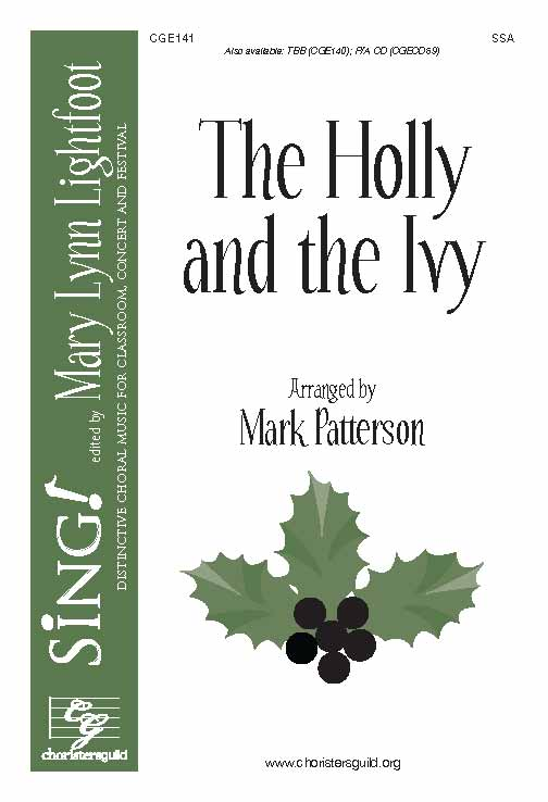 The Holly and the Ivy (SSA)