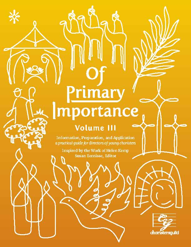 Of Primary Importance, Volume III Book
