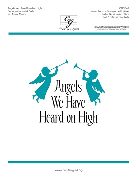 Angels We Have Heard on High (Reproducible Instrumental Parts)