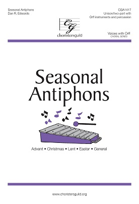 Seasonal Antiphons Accompaniment Track