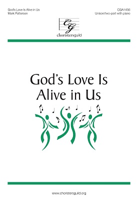 God's Love Is Alive in Us Accompaniment Track