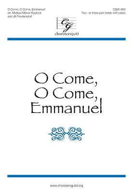 O Come, O Come, Emmanuel (Accompaniment Track)