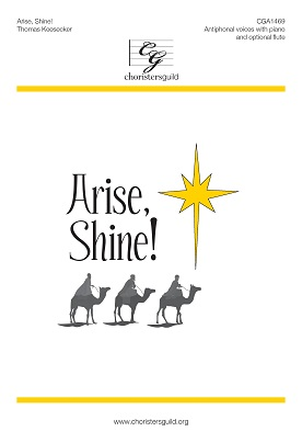 Arise, Shine! (Accompaniment Track)