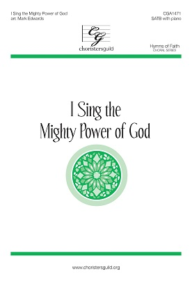 I Sing the Mighty Power of God Accompaniment Track
