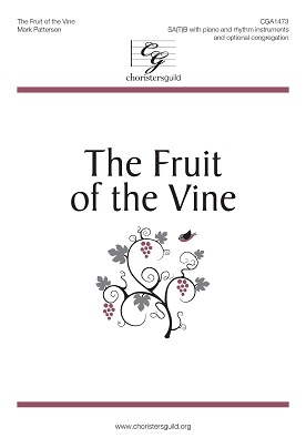 The Fruit of the Vine (Accompaniment Track)