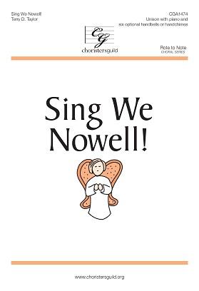 Sing We Nowell! Accompaniment Track