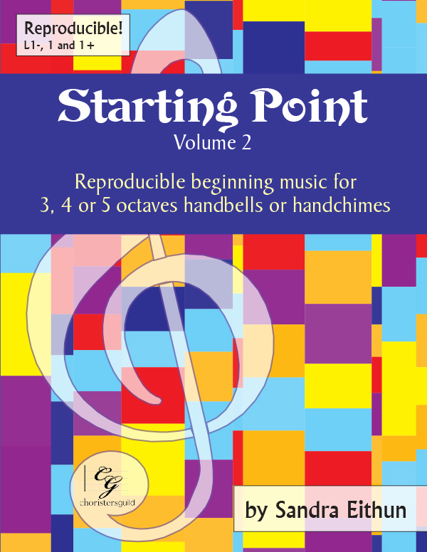 Starting Point, Volume 2 (3, 4 or 5 octaves)