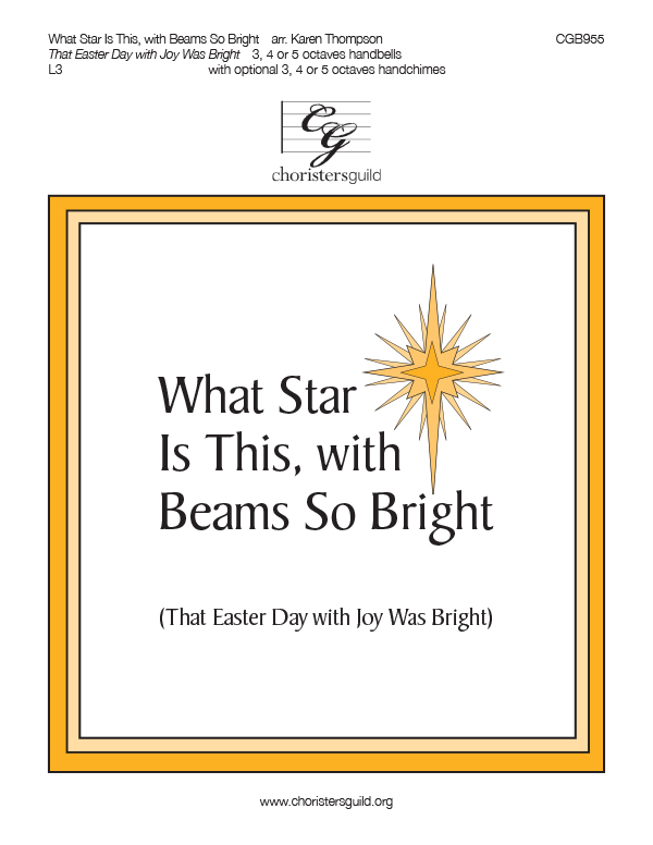What Star Is This, with Beams So Bright