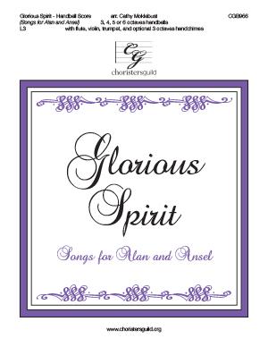 Glorious Spirit - Handbell  Score