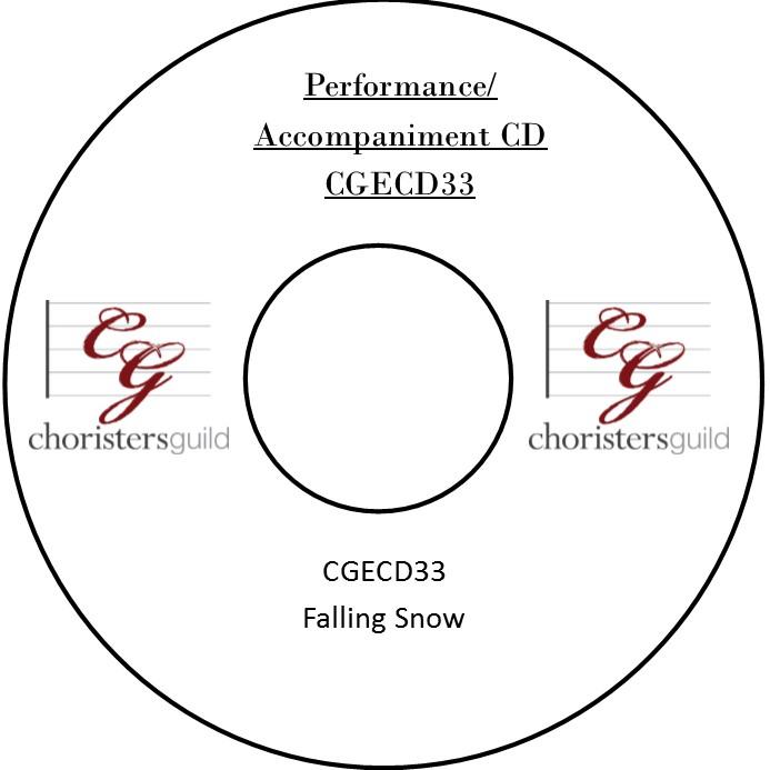 Falling Snow (Performance/Accompaniment CD)