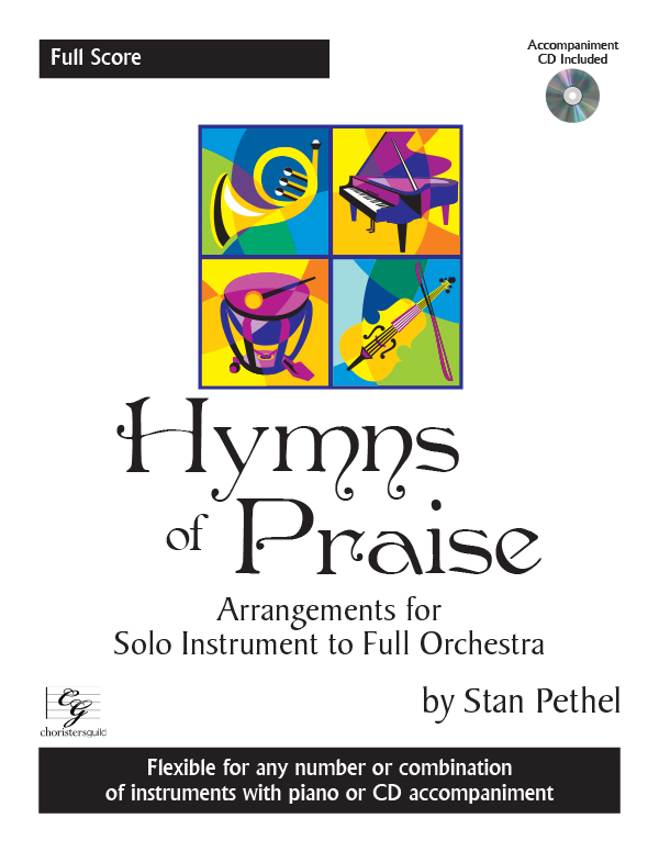 Hymns of Praise - Full Score (with CD)