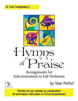 Hymns of Praise - Eb Alto Saxophone(s)