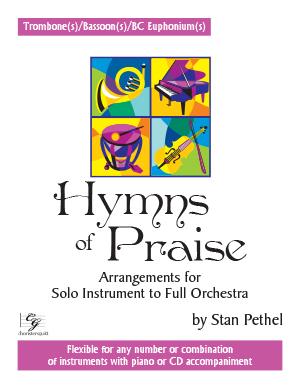 Hymns of Praise - Trombone(s)/Bassoon(s)/BC Euphonium(s)