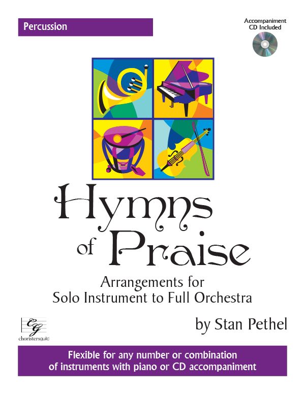 Hymns of Praise - Percussion (with CD)