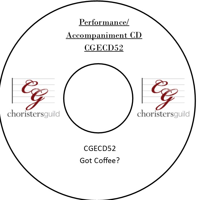 Got Coffee? (Performance/Accompaniment CD)
