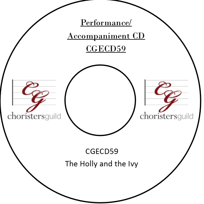 The Holly and the Ivy (Performance/Accompaniment CD)