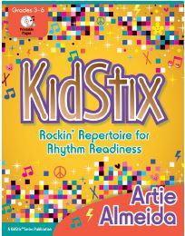 KidStix Rockin' Repertoire for Rhythm Readiness