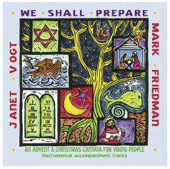 We Shall Prepare - Instrumental CD and Choreography Book