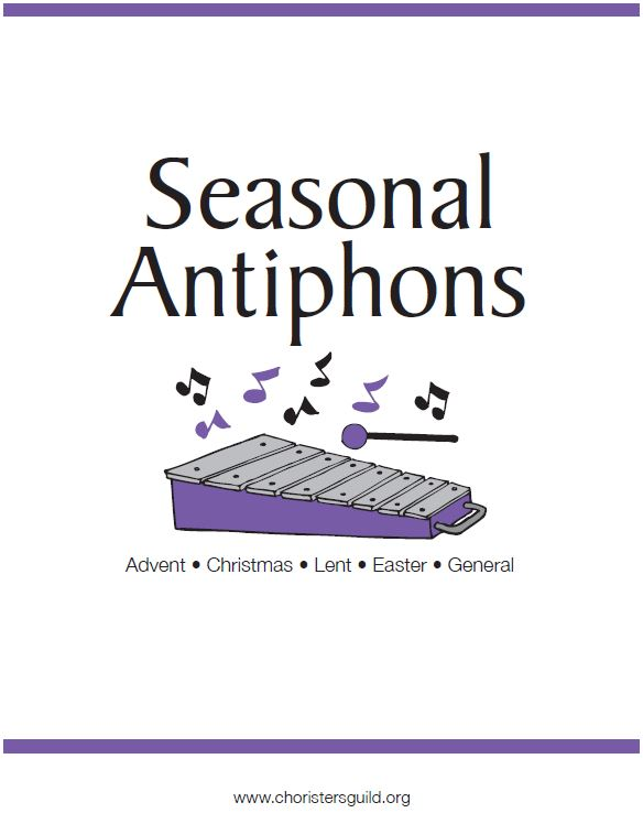 Seasonal Antiphons - Christmas - Audio Download