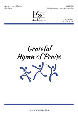 Grateful Hymn of Praise (Accompaniment Track)