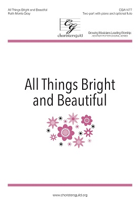 All Things Bright and Beautiful Accompaniment Track