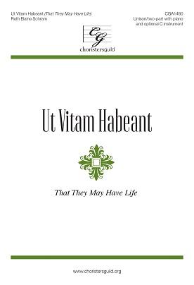 Ut Vitam Habeant Audio Download