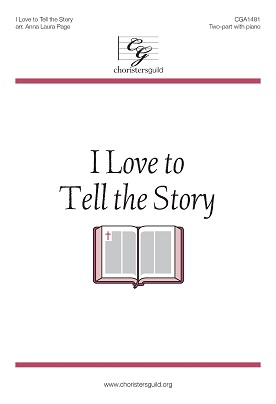I Love to Tell the Story (Accompaniment Track)